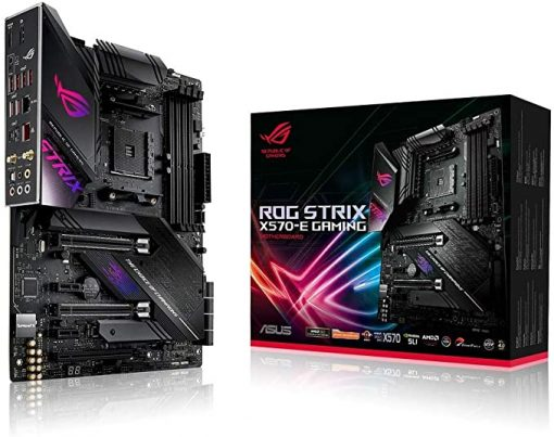 Asus X570-E AMD Motherboard