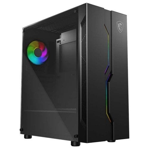 Custom Streaming and Gaming PC