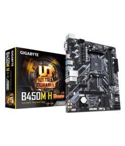 Gigabyte B450M H